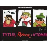 Tytus, Romek i A'Tomek - Księga 1