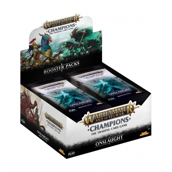 Warhammer Age of Sigmar: Champions Wave 2 Booster