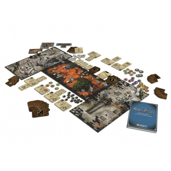 Harry Potter Miniatures Adventure Game (English Version)