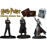 Harry Potter Miniatures 35 mm 3-pack Malfoy Family