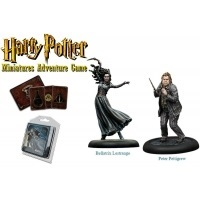 Harry Potter Miniatures 35 mm 2-pack Bellatrix & Wormtail