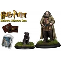 Harry Potter Miniatures 35 mm 2-pack Rubeus Hagrid