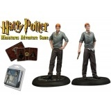 Harry Potter Miniatures 35 mm 2-pack Fred & George Weasley Harry Potter Miniatures Adventure Game Knight Models