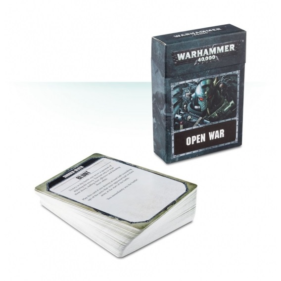 Warhammer 40.000 Open War Cards