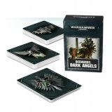 Warhammer 40000 Datacards: Dark Angels Space Marines Games Workshop