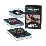 Warhammer 40000 Datacards: Harlequins