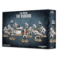 Warhammer 40000 Tau Empire Fire Warriors Squad