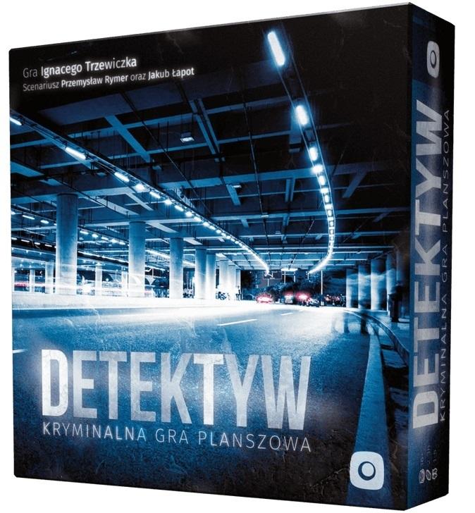 Detektyw(Detective): Kryminalna Gra Planszowa