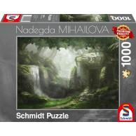 PQ Puzzle 1000 el. NADEGDA MIHAILOVA Sanktuarium