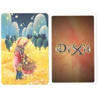 "Dixit: ""Pink Bunny"" Promo Card - dodatek z kalendarza adwentowego 2018(11)"