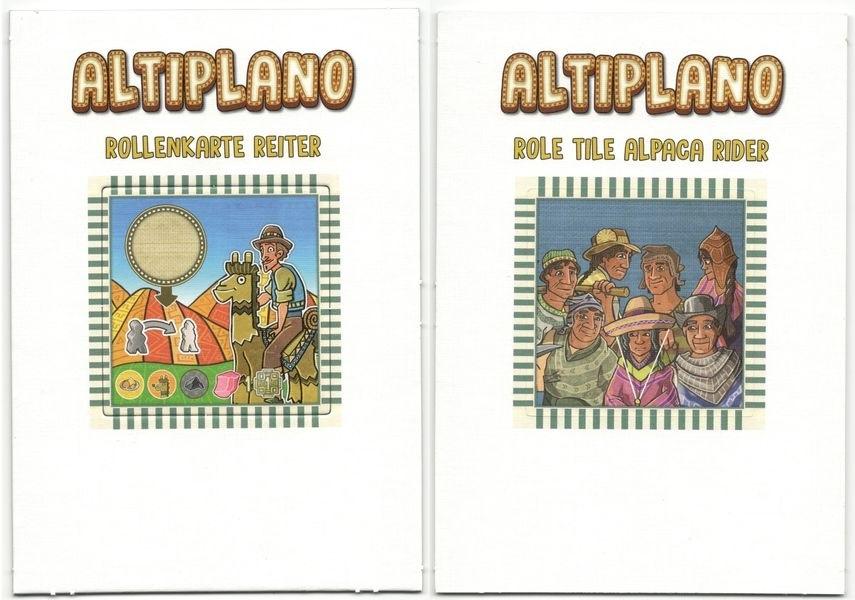 Altiplano: Role Tile Alpaca Rider - dodatek z 2018 Goodie Box(2)