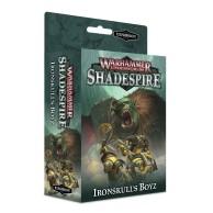 Warhammer Underworlds: Shadespire - Ironskull's Boyz Warhammer Underworlds Games Workshop