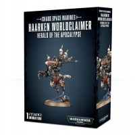 Warhammer 40000: Haarken Worldclaimer, Herald of the Apocalypse