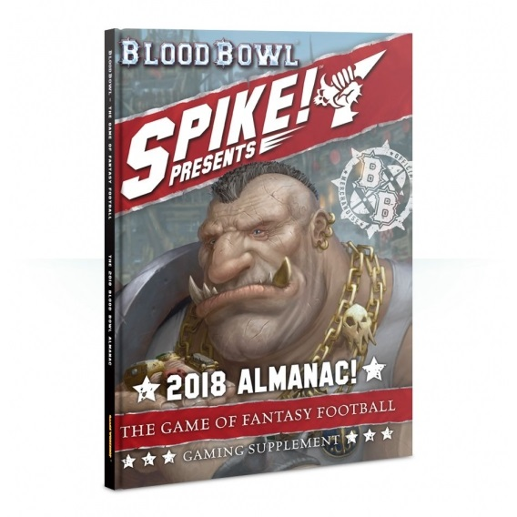 Blood Bowl Spike! Almanac 2018