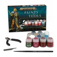Warhammer Age of Sigmar Paints & Tools Set Warhammer: Age of Sigmar Games Workshop