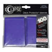 Protector PRO-Matte Eclipse Royal Purple 100 szt.