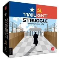 TWILIGHT STRUGGLE Zimna Wojna 1945–1989
