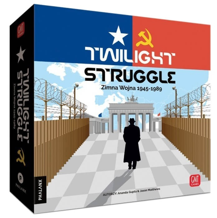 TWILIGHT STRUGGLE Zimna Wojna 19451989