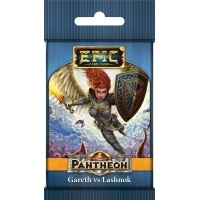 Epic Card Game: Pantheon - Gareth vs Lashnok