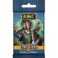 Epic Card Game: Pantheon - Furios vs Maligus