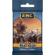 Epic Card Game: Pantheon - Riksis vs Tarken Epic Card Game White Goblin Games