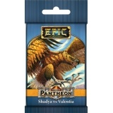 Epic Card Game: Pantheon - Shadya vs Valentia