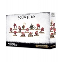 Warhammer Age of Sigmar: Squig Herd