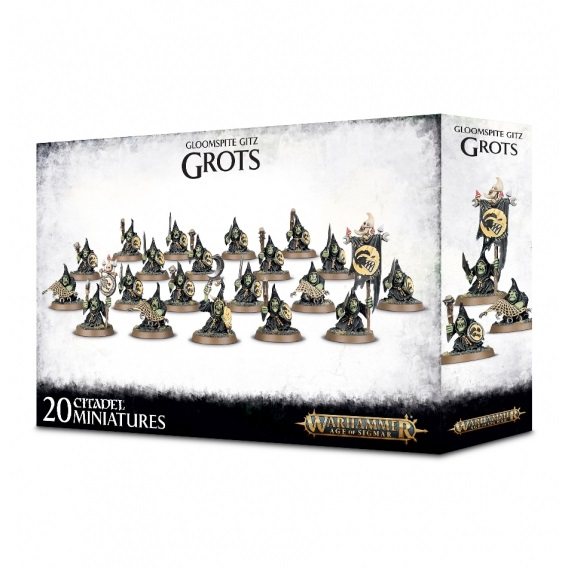 Warhammer Age of Sigmar: Grots Destruction Games Workshop