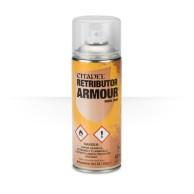 Retributor Armour Spray Spraye Citadel Games Workshop