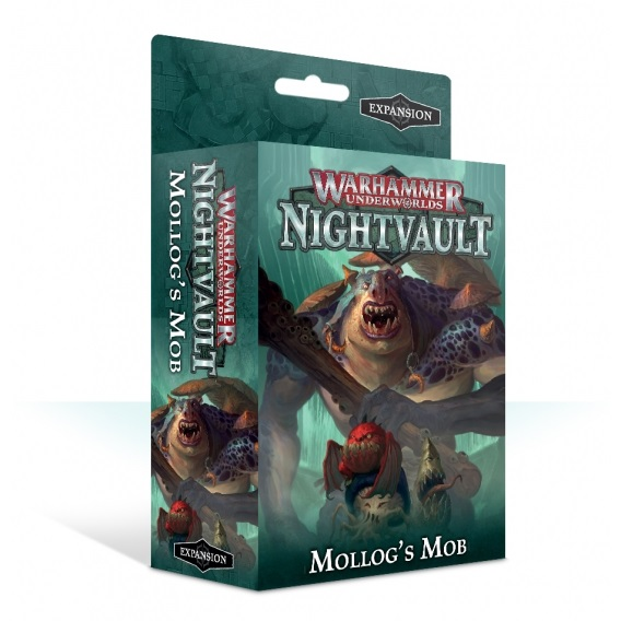 Warhammer Underworlds: Nightvault – Mollog's Mob Warhammer Underworlds Games Workshop