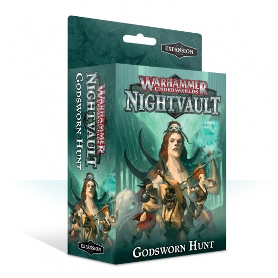 Warhammer Underworlds: Nightvault – Godsworn Hunt Warhammer Underworlds Games Workshop