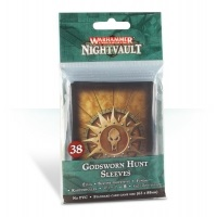 Warhammer Underworlds: Nightvault – Godsworn Hunt Sleeves
