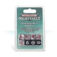 Warhammer Underworlds: Nightvault Godsworn Hunt Dice Pack