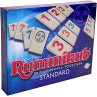 Rummikub Słowne i Liczbowe TM Toys
