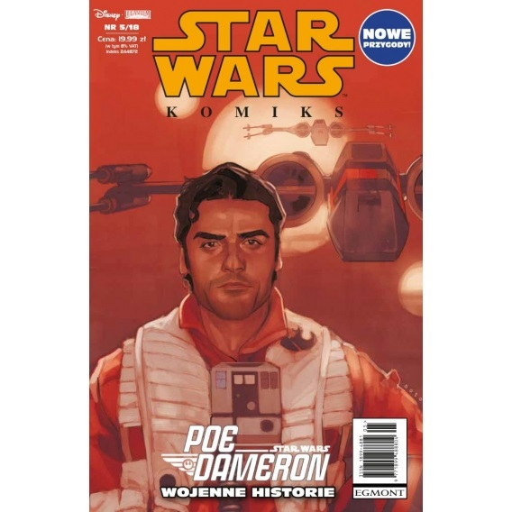 Star Wars Komiks nr 5/2018 Komiksy science-fiction Egmont