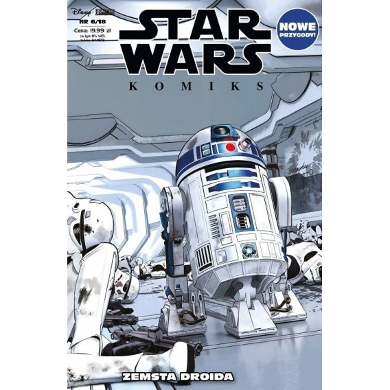 Star Wars Komiks nr 6/2018