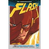 Odrodzenie - Flash - 1 - Piorun uderza dwa razy - srebrna okładka