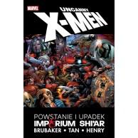 Uncanny X-Men. Powstanie i upadek Imperium Shi'ar