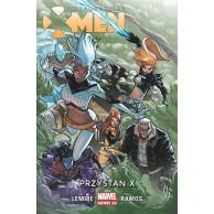 Extraordinary X-Men - 1 - Przystań X