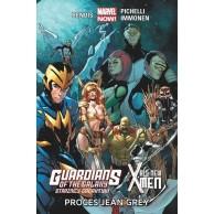 Guardians of the Galaxy (Strażnicy Galaktyki)/All-New X-Men. Proces Jean Grey