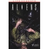 Life and Death - 3 - Aliens Komiksy science-fiction Scream Comics