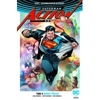 Superman Action Comics. Nowy świat. Tom 4