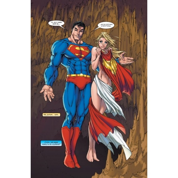 Superman/Batman. Supergirl. Tom 2. Komiksy z uniwersum DC Egmont