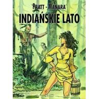Indiańskie lato Komiksy Obyczajowe Egmont