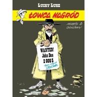 Lucky Luke. Łowca nagród. Tom 39 Komiksy pełne humoru Egmont