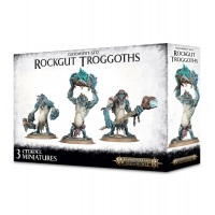 Warhammer Age of Sigmar: Rockgut Troggoths Destruction Games Workshop