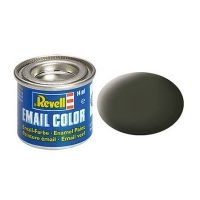 Revell Email Color 42 Olive Yellow Mat