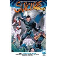 Suicide Squad - Oddział Samobójców - Ziemianie w ogniu. Tom 4