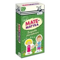 Kapitan Nauka: Zagadki obrazkowe. Matematyka 6-9 lat