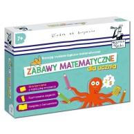 Kapitan Nauka: Zabawy matematyczne dla ucznia 7+